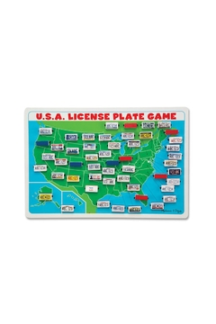 Shoptiques Product: License Plate Game