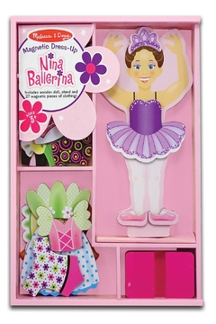 Melissa & Doug Magnetic Dress Up - Alternate List Image