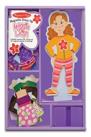 Melissa & Doug Magnetic Dress Up - Product Mini Image