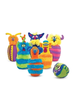 Shoptiques Product: Monster Bowling Game