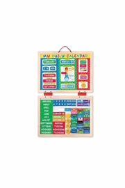 Melissa & Doug My Daily Calendar - Product Mini Image