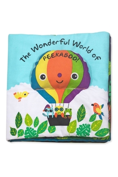 Melissa & Doug Peakaboo! Soft Book - Product List Image