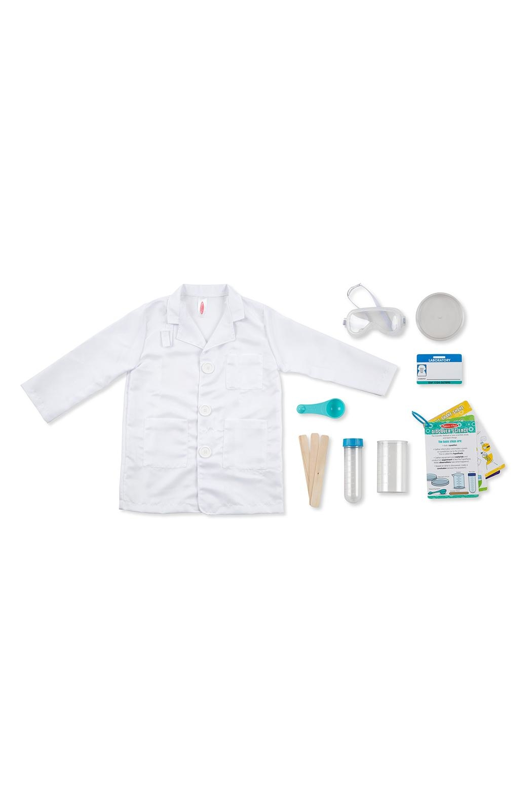 Melissa & Doug Scientist Role Play - Main Image