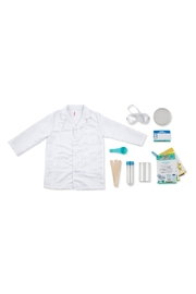 Melissa & Doug Scientist Role Play - Side cropped
