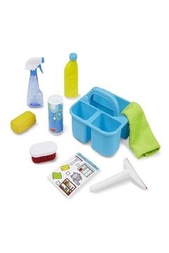 Melissa & Doug Pretend Play Cleaning Set - Product List Image