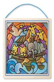 Melissa & Doug Stained Glass - Product Mini Image