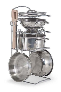 Melissa & Doug Pots and Pans Play Set - Product List Image