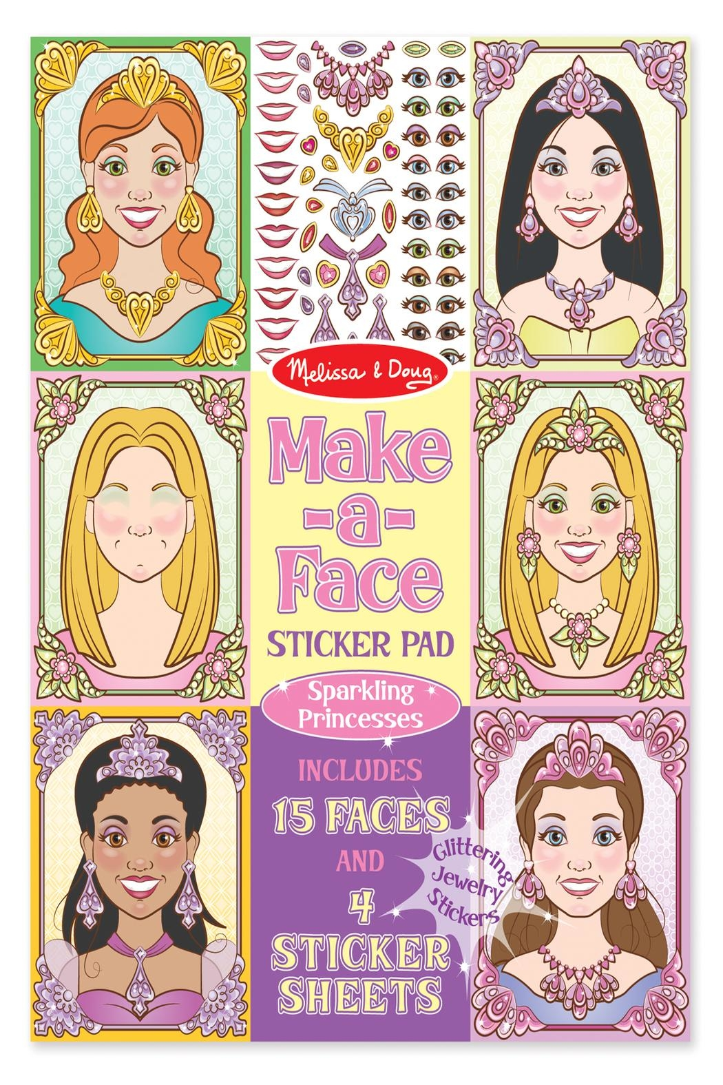 Melissa & Doug Sticker Pad - Main Image