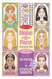 Melissa & Doug Sticker Pad - Front cropped