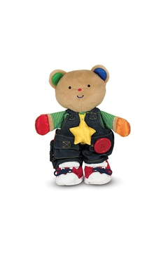 Melissa & Doug Teddy Wear Bear Toy - Alternate List Image