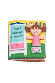 Melissa & Doug What To Wear Book - Product Mini Image