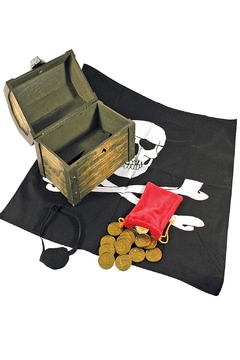 Shoptiques Product: Wooden Pirate Chest