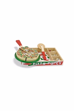 Melissa & Doug Wooden Pizza Party - Product List Image