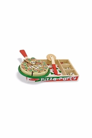 Melissa & Doug Wooden Pizza Party - Product Mini Image