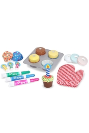 Melissa and Doug Bake & Decorate Cupcakes - Product Mini Image