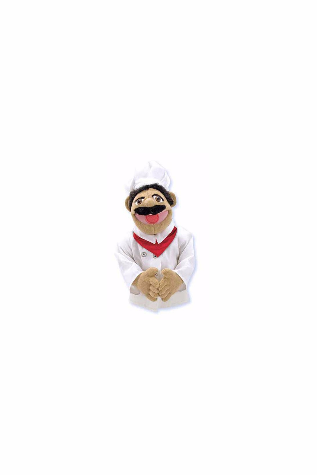 Melissa and Doug Chef Puppet - Front Cropped Image