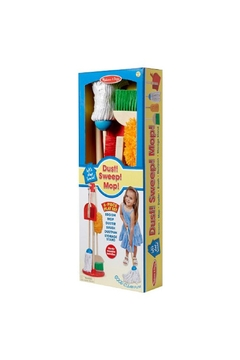 Melissa and Doug Cleaning Set Toys - Product List Image