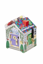 Melissa and Doug Doorbell Play House - Product Mini Image
