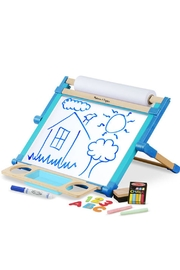 Melissa and Doug Double-Sided Tabletop Easel - Product Mini Image