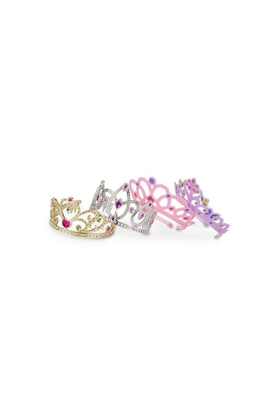 Melissa and Doug Dress Up Tiaras - Main Image
