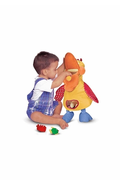 Melissa and Doug Hungry Pelican Toy - Alternate List Image