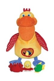 Melissa and Doug Hungry Pelican Toy - Product Mini Image
