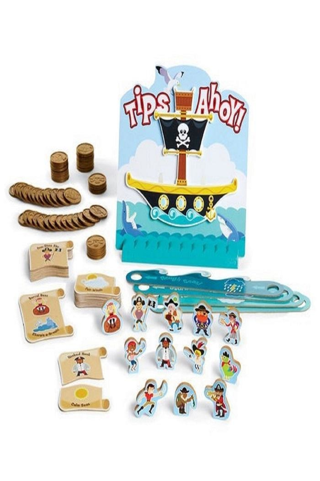 Melissa and Doug Kids Board Game - Front Cropped Image
