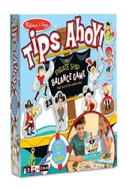 Melissa and Doug Kids Board Game - Front full body