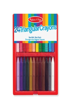 Shoptiques Product: Kids Triangular Crayons