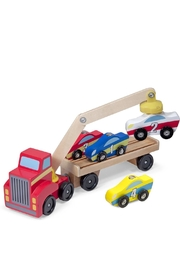 Melissa and Doug Magnetic Car Loader - Product Mini Image