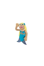 Melissa and Doug Mermaid Puppet - Front cropped