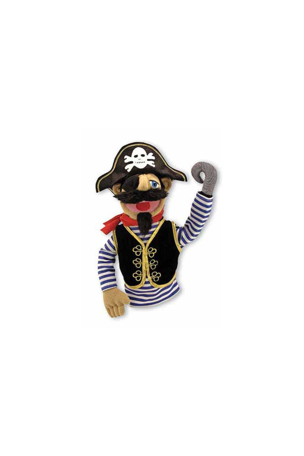 Melissa and Doug Pirate Puppet - Main Image