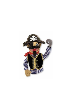 Melissa and Doug Pirate Puppet - Alternate List Image