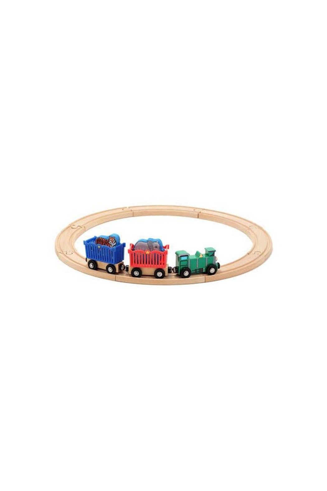 Melissa and Doug Zoo Animal Train - Main Image