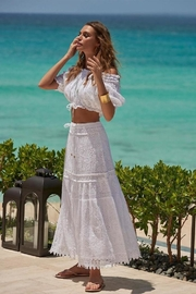 Melissa Odabash Alessia Skirt - Front cropped