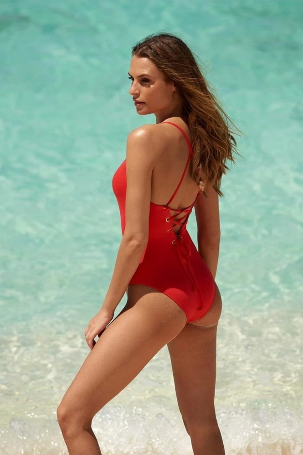 Melissa Odabash Catalina One Piece - Front Full Image