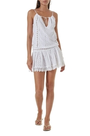Melissa Odabash Chelsea Short Dress - Front cropped