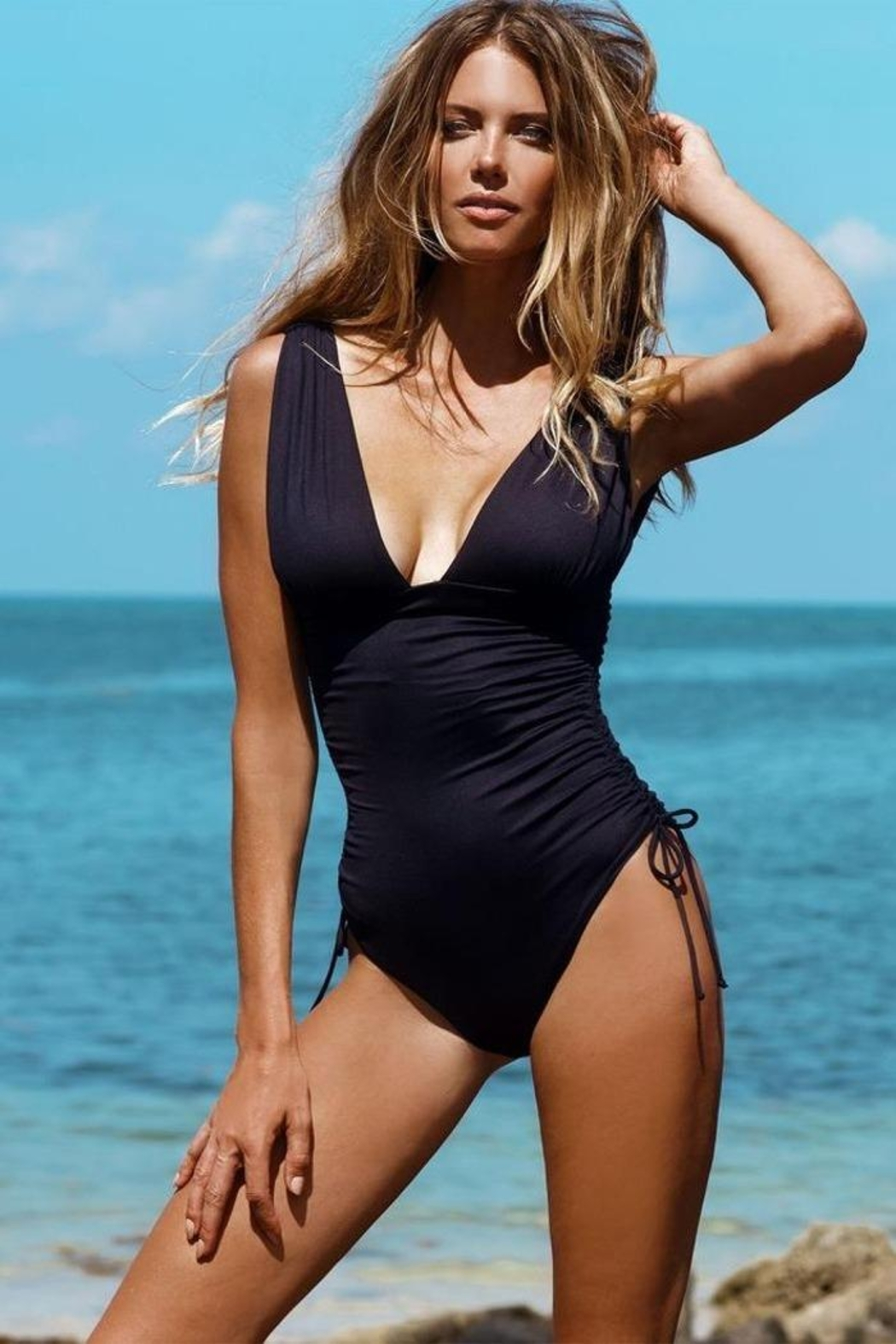 Melissa Odabash Chile One Piece - Front Cropped Image