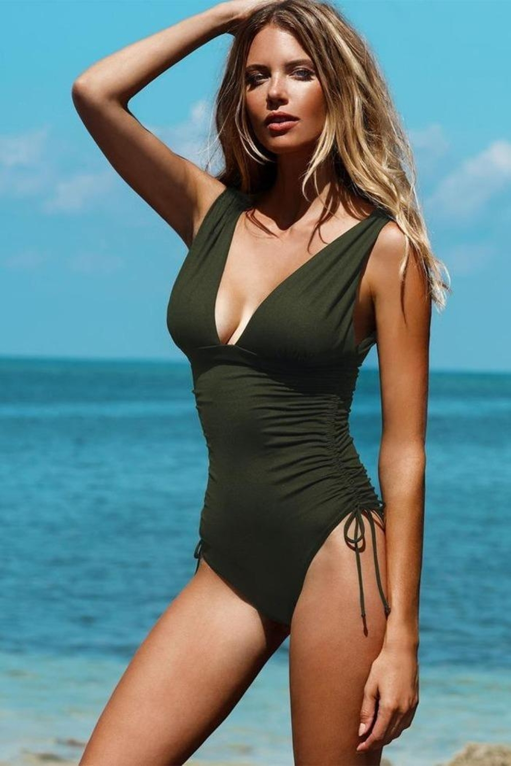 Melissa Odabash Chile One Piece - Main Image