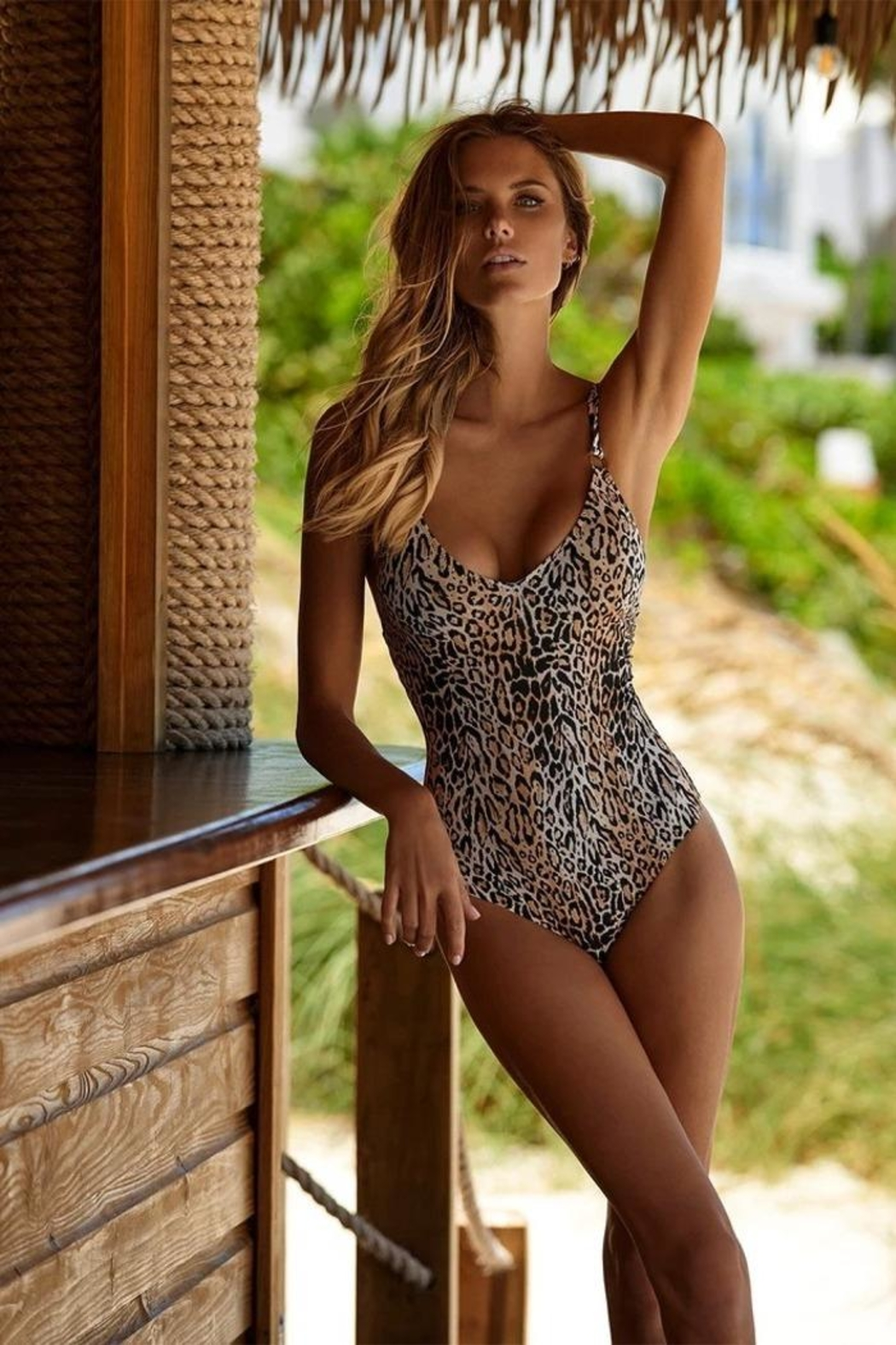 Melissa Odabash Cyprus One Piece - Front Cropped Image
