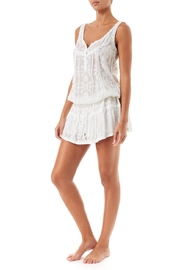 Melissa Odabash Jas Short Dress - Front full body