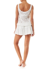 Melissa Odabash Jas Short Dress - Side cropped