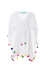 Melissa Odabash Sharize Kaftan White/multi - Product Mini Image