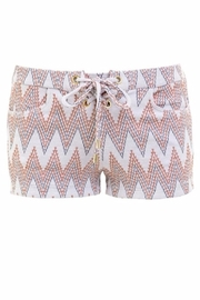 Melissa Odabash Shelly Shorts Aztec - Product Mini Image