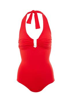 Melissa Odabash Tampa Red Onepiece - Product List Image