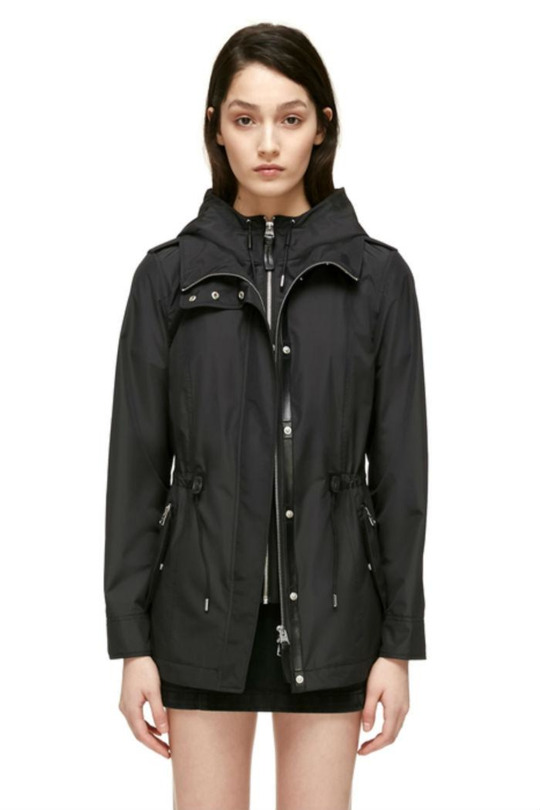 Mackage Melita-R Raintech Jacket - Front Full Image
