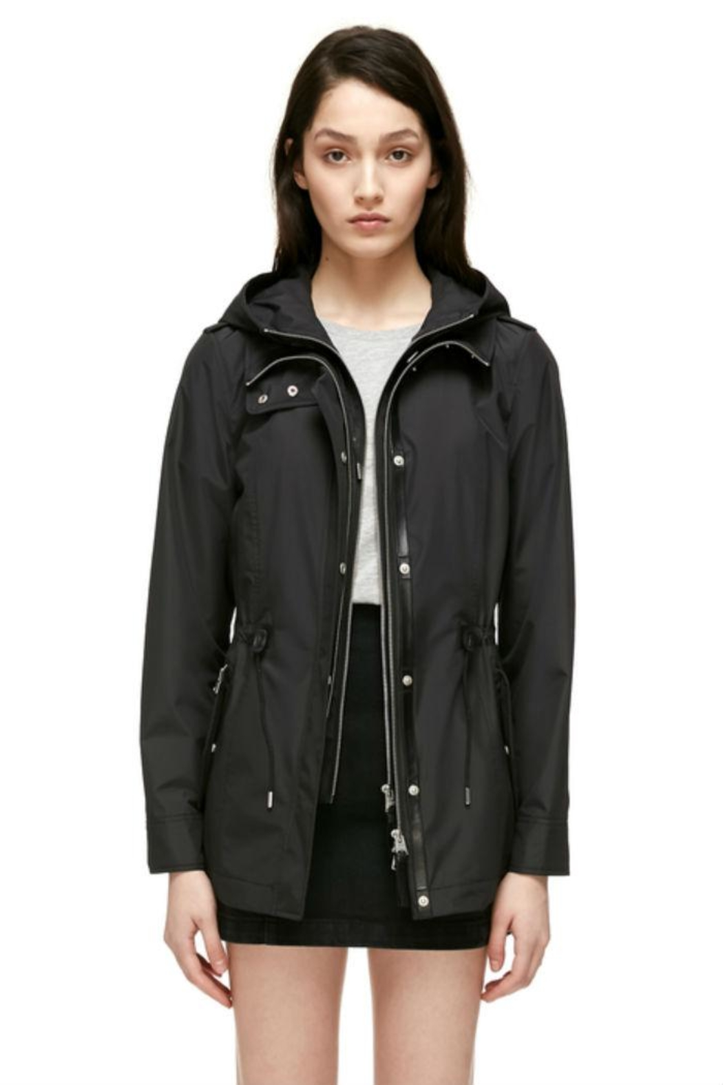 Mackage Melita-R Raintech Jacket - Side Cropped Image