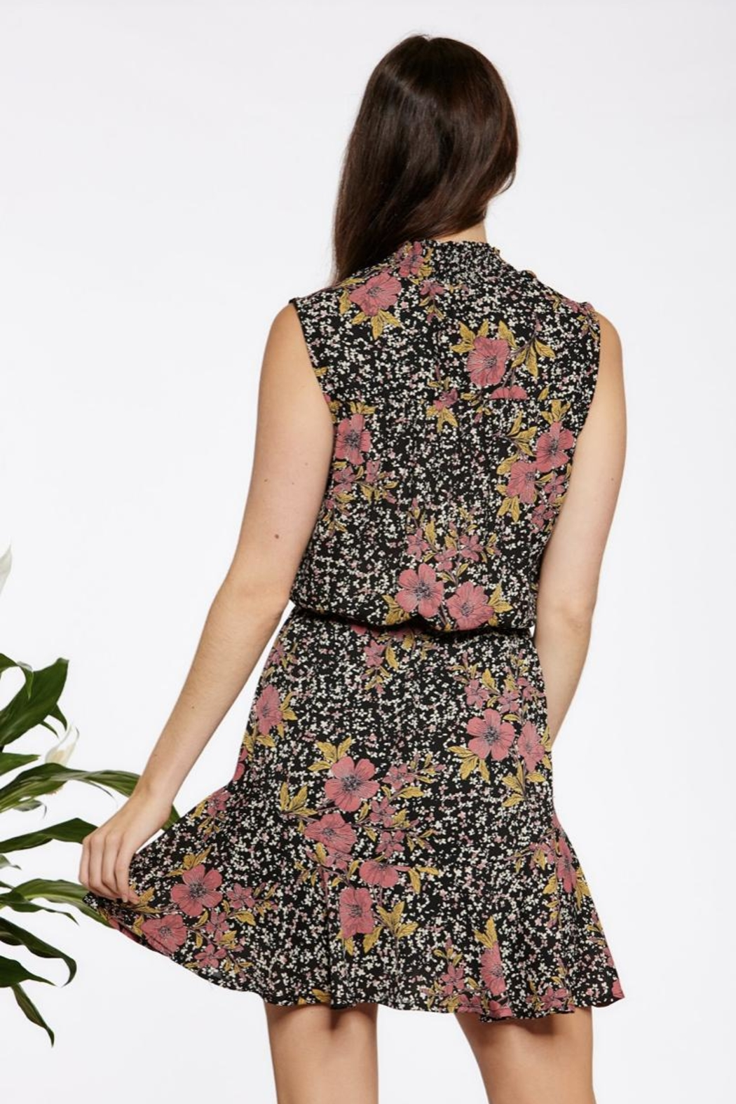 Asher by Fab'rik Mell Dress - Front Full Image