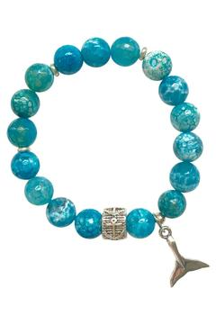 MellBee Designs Whale Tail Bracelet - Product List Image