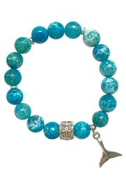 MellBee Designs Whale Tail Bracelet - Product Mini Image
